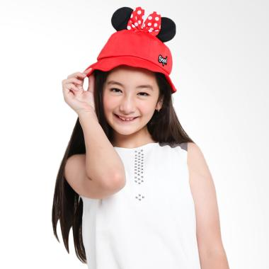 Minnie Mouse Topi Anak