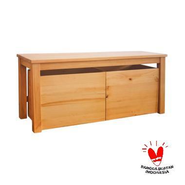 Uwitan 2 Drawer Bench Meja