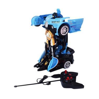 Daftar Harga Mainan Mobil Remote Bisa Jadi Robot Snetoys Terbaru