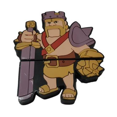Flashdisk Barbarian King Clash Of Clans Flashdisk [8 GB]