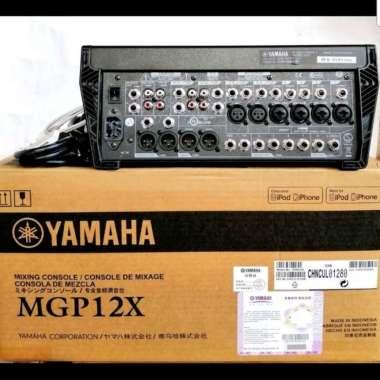 harga Audio mixer yamaha mgp 12x-mgp12x-mgp12 x ( 12 channel ) GRADE A MULTICOLOUR Blibli.com