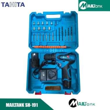 harga MAILTANK SH 191 MESIN BOR BATERAI CORDLESS DRILL 12V MAILTANK Blibli.com
