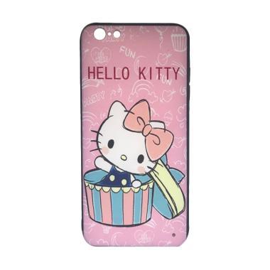 harga JV ACC Motif Hello Kitty Doraemon Kode 3 Fuze Silikon Casing for iPhone 6 Plus Blibli.com