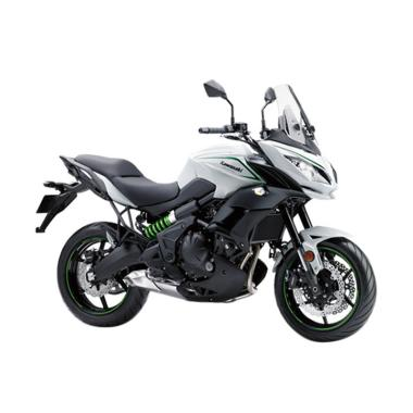 Kawasaki Versys 650 Sepeda Motor [VIN 2018 / OTR Palangkaraya]