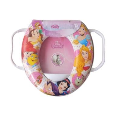 Mom Soft Baby Potty Seat Princess Toilet Training with Handle