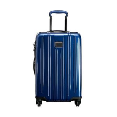 TUMI V3 International Expandable Carry On Koper - Deep Blue