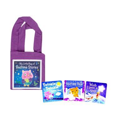 harga Igloobook Genius My Little Bag of Bedtime Stories with 3 Mini Books Inside Buku Anak Blibli.com