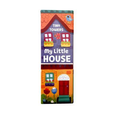 harga iSeek Ltd Genius Tiny Towers : My Little House Buku Anak Blibli.com