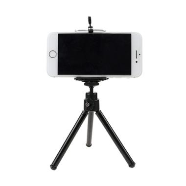 FUF Fancy Color Mini Tripod with Holder U - Black