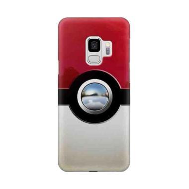 harga Indocustomcase Retro Chrome Pokeball Cover Casing for Samsung Galaxy S9 Blibli.com