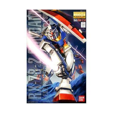 harga Bandai MG RX-78-2 Gundam Ver 2.0 Model Kit [1:100] Blibli.com