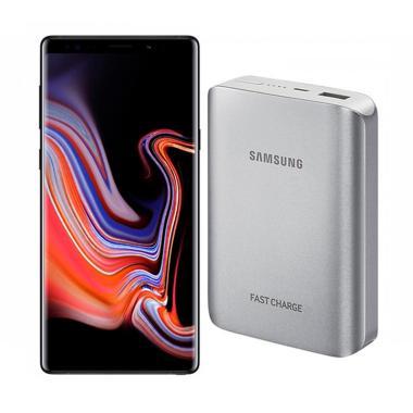Samsung Galaxy Note9 Smartphone - M ... [10200 mAh/ Set Bundling]