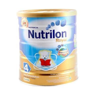 Nutrilon Royal 3 Pronutra Madu Susu Formula [400 g]. Rp 90.900 · Nutrilon ...
