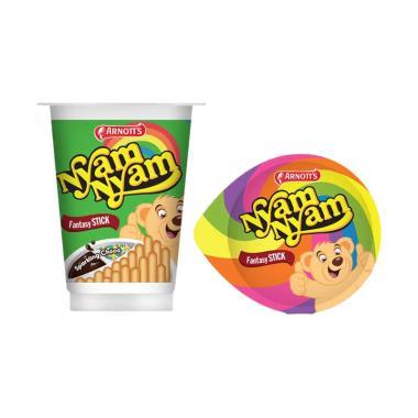 harga Nyam Nyam Fantasy Stick Sparkling Chocolate [22.5 g] Blibli.com