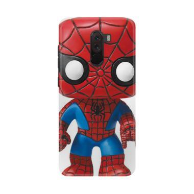 harga Flazzstore Funko Pop Spiderman F0002 Premium Casing for Xiaomi Pocophone F1 Blibli.com