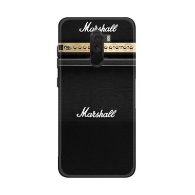 harga Flazzstore Marshall Guitar Amplifier X5625 Premium Casing for Xiaomi Pocophone F1 Blibli.com