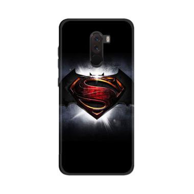 harga Flazzstore Batman Vs Superman V0076 Casing Premium Casing for Xiaomi Pocophone F1 Blibli.com