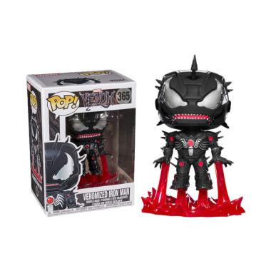Vinyl Figure #351 Funko Toys PoP Marvel movie Black Panther Robe 4in