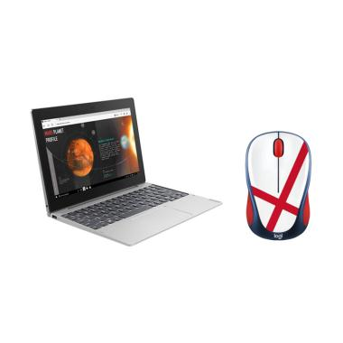 Lenovo D330 2-in-1 Laptop - Silver  ... Mouse Soccer 2018 England