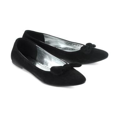 Golfer 3001 Sepatu Casual Wanita - Black