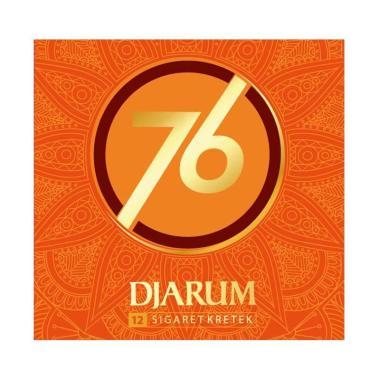 Bali - Djarum 76 Kretek Rokok  12 Batang  Bungkus  72c42942e8