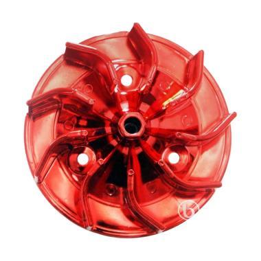 harga MorTech Aksesoris Kipas Pendingin Mesin Motor variasi for Scoopy Fi 2012-2014 Non Esp Red Blibli.com