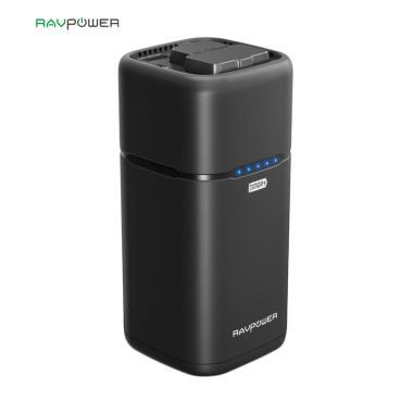 RAVPower RP-PB054 AC Portable Charger EU - Black [20100 mAh]