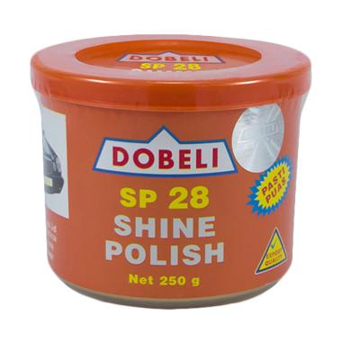 Dobeli SP 28 Shine Polish Pembersih Body Mobil [250 g]