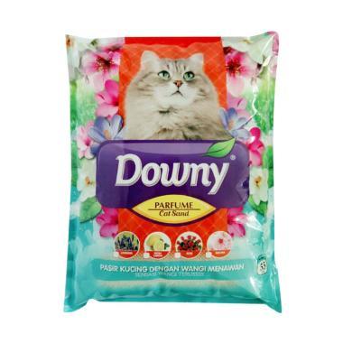Downy Cat Sand Gumpal Pasir Kucing Wangi [5 Liter]