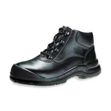 KING'S Sepatu Safety Pria - Black [KWD901 X]