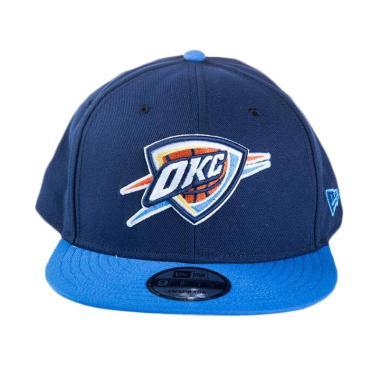 harga New Era NBA Oklahoma City Thunder 9Fifty 2 Tone Topi Blibli.com