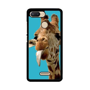 harga Flazzstore Giraffe Funny V1486 Premium Casing for Xiaomi Redmi 6 Blibli.com