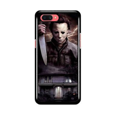 harga Flazzstore Michael Myers Halloween Z1319 Premium Casing for Oppo A3S or A5 Blibli.com