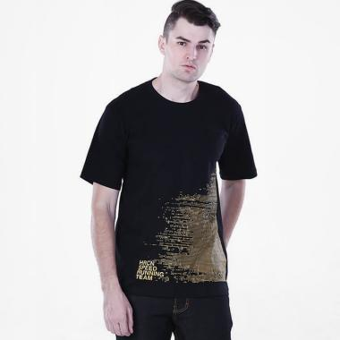 HRCN Speed Men T-Shirt Kaos Distro Pria [08BA]