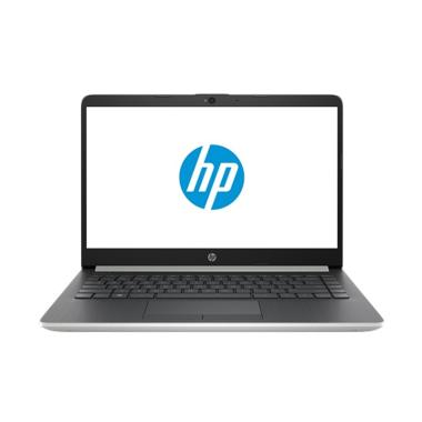harga HP 14s-cf0062TU Notebook - Silver [i3-7020U/4GB/1TB/UMA/NoODD/14inchWin10] Blibli.com