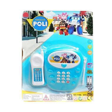 TMO Robocar Poli Music Phone Mainan Anak