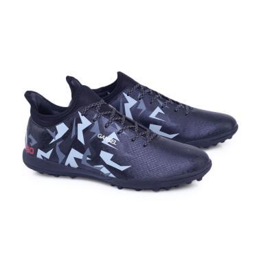 Garsel Sepatu Futsal Pria - Hitam [GRE 7525]