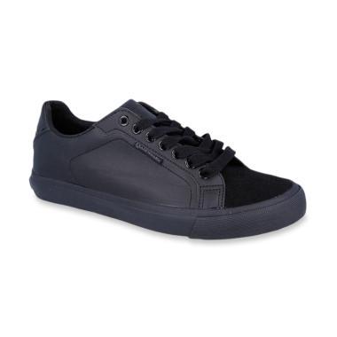 Airwalk Jonah Denim Sneakers Pria Black Denim - Daftar Harga Terbaru ... 22ad3a456f