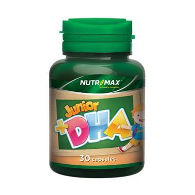 Nutrimax Junior + DHA Suplemen [30 Kapsul]