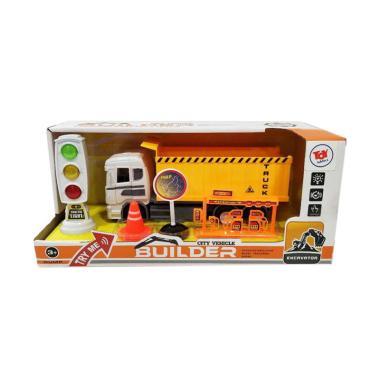 harga Toy Addict F110410 Truk Trailer Mainan Anak Blibli.com