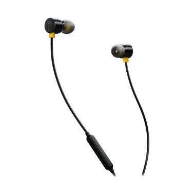 harga Earphone Realme Buds c2 3 5 pro Handsfree Headset Original 100% RMA101 Black Blibli.com