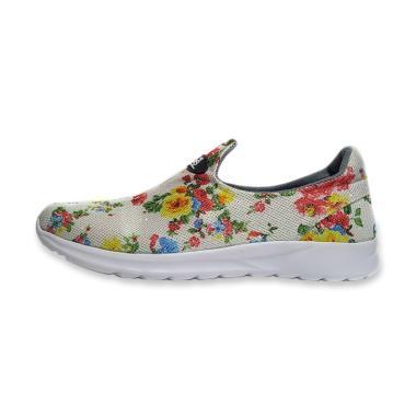 DSand Rose Slip On Sepatu Wanita - Misty White
