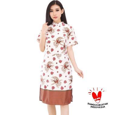 Batik Flike Store Dress Wanita Cheongsam Dress Squid... Rp 315.000 Rp  350.000 10% OFF · Batik Flike Store Dress Wanita Sepan ... b353d1a55e