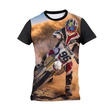 harga Kaos Urban KTM Kaos Spot Dyrfit Benzema Jersey Motocross [AD0065] Blibli.com