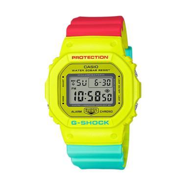 Terbaru. CASIO G-Shock DW-5600CMA-9DR Jam Tangan Pria - Green. a4c99df038