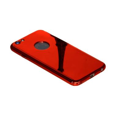 harga Fashion 360 Chrome Full Protection Cover Hardcase Casing for Huawei Mate 20 Pro Red Glossy Blibli.com