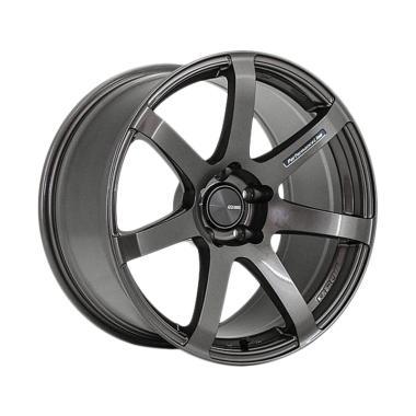 harga ENKEI PF07 R18x9.5 ET15 - PCD 5x114.3 Velg Mobil - Dark Silver [Untuk Dikirim] Blibli.com