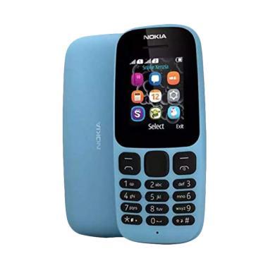 harga Nokia 105 Dual Sim Handphone Candybar Clasic Radio FM Handphone Nokia 105 Garansi Resmi Blibli.com