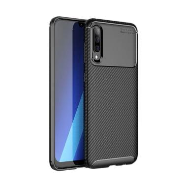 Oringinal Shockproof Carbon Softcase Casing for Samsung Galaxy A50