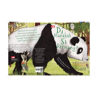 Elex Media Komputindo Di Mana Si Beruang? By Camilla de La Bedoyere Buku  Edukasi Anak